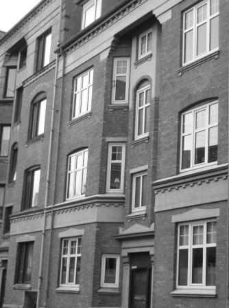Martha Mettlig var født i Randers, Danmark