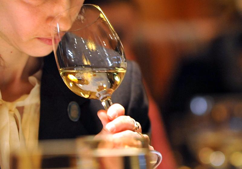 Lukt på vinen! hos Martha Mettlig