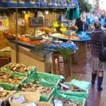 Markedet på rue Levis