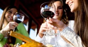 Vinsmaking med venner