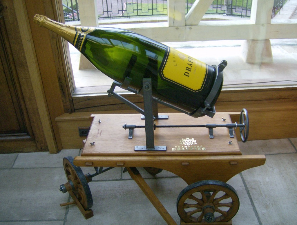 23 liter Champagne