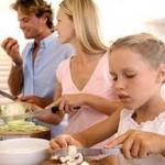 Gjør måltidet til en sosial happing