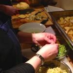 Matlaging på Matkurs hos Martha Mettlig
