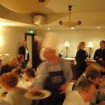 Store grupper til kokkekamp hos Martha Mettlig