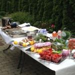 Flotte ingredienser til Matkurs hos Martha Mettlig