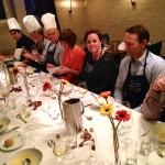 Happy guests at Martha Mettlig