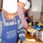 Matkurs Martha Mettlig