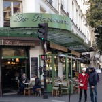Bar Le Sancerre Le Marais