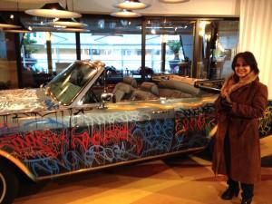 Rolls Royce Corniche Hôtel Molitor