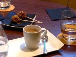 Hôtel Molitor - baren - kaffe