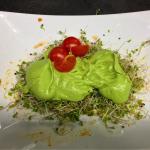 Spire med avocado