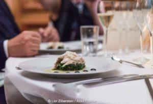Havabbor forrett, fransk meny i Oslo med Martha Mettlig