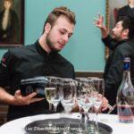 Champagne fra Laurent Perrier til måltidet