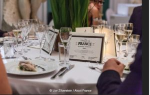 Midnight in France, fransk meny med Martha Mettlig