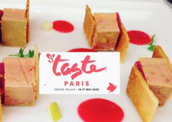 Taste Paris 14-17 mai 2020