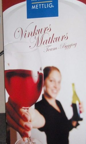 Vinsmaking hos Martha Mettlig